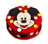 Adorable Mickey Mouse Cake 1kg Chocolate Eggless